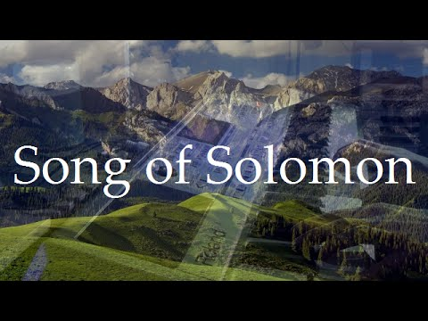 Martin Smith - Song of Solomon - Instrumental keyboard cover