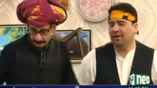 Sawa Teen 29 January 2016 -  Comedy Show with Iftikhar Thakur