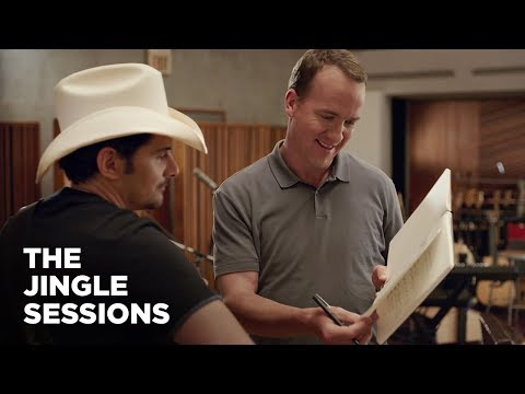 """Peyton's Retirement Lyrics"" Commercial  