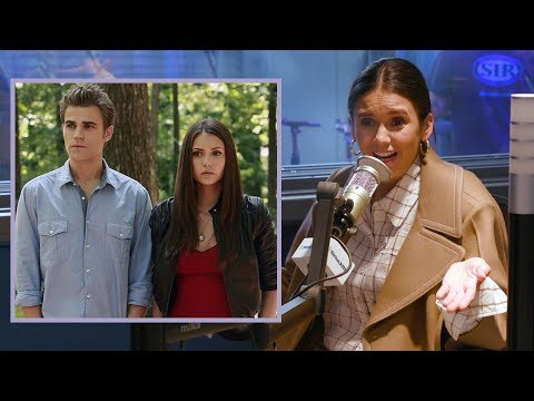 Nina Dobrev Clears up Paul Wesley Feud + Talks Her Relationship with Julianne Hough from YouTube · Duration:  8 minutes 9 seconds