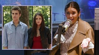 Nina Dobrev Clears up Paul Wesley Feud + Talks Her Relationship with Julianne Hough