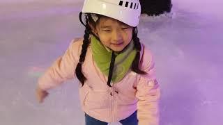 처음타보는 이월드 아이스링크 스케이트