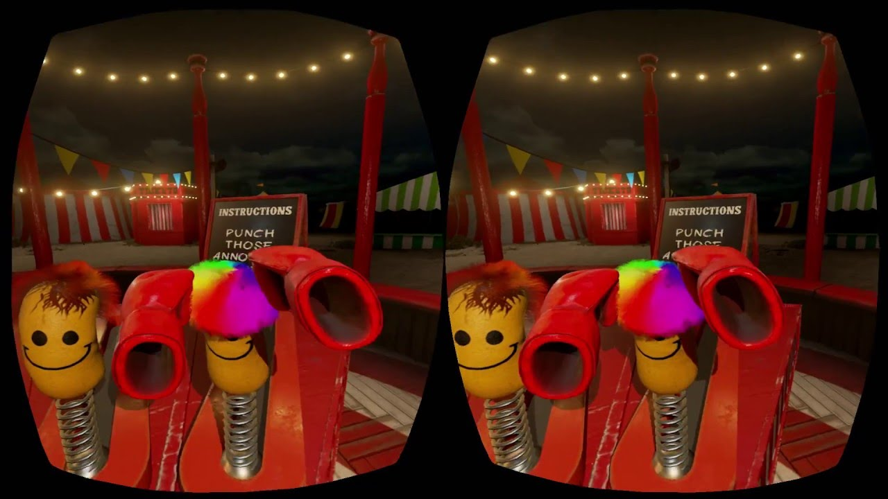 NVIDIA VR Funhouse Shows What Pascal Can Do For VR   YouTube