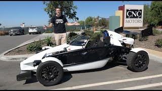 The Ariel Atom Is a $75,000 Street Legal Go Kart