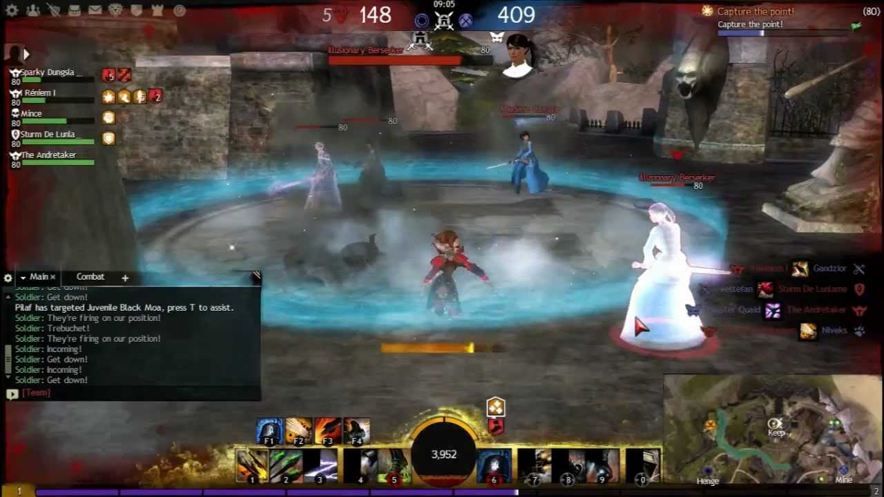 guild wars 2 how to learn pvp