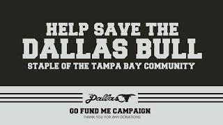 Save The Dallas Bull