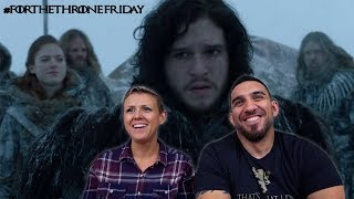 Game of Thrones Beginner's Guide: Uncensored REACTION!!