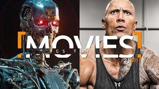 GS Times [MOVIES] 2 (2017). «Терминатор 6», «Остаться в живых», Чёрный Адам