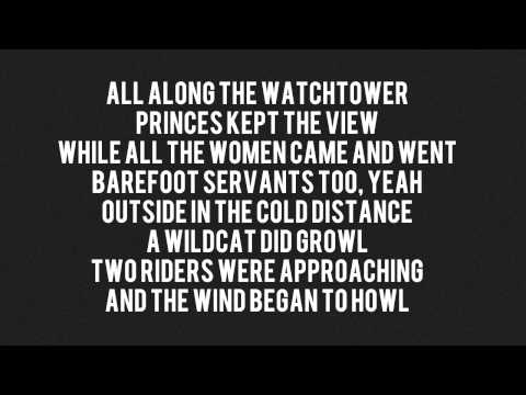Devlin - Watchtower FT. Ed Sheeran (Lyric Video)