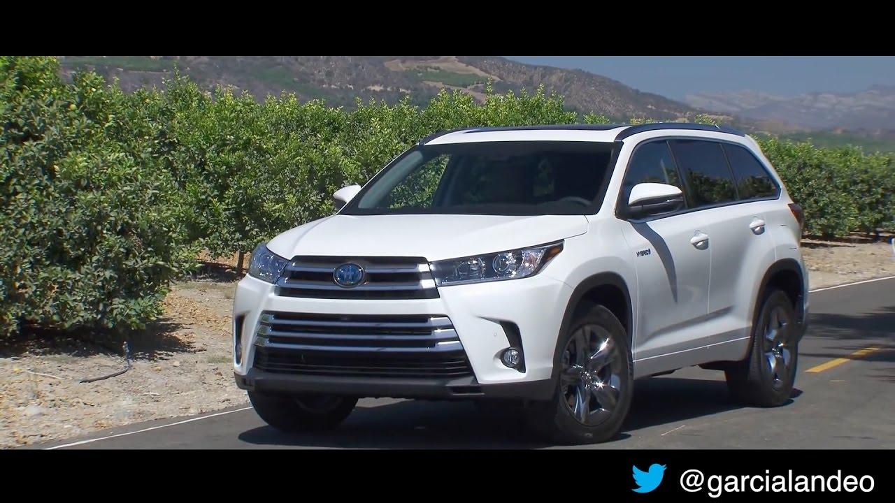 Toyota Highlander 2017 Camioneton