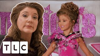 Pageant Mum Gets Her Daughter Ready At The Last Minute | Toddlers and Tiaras