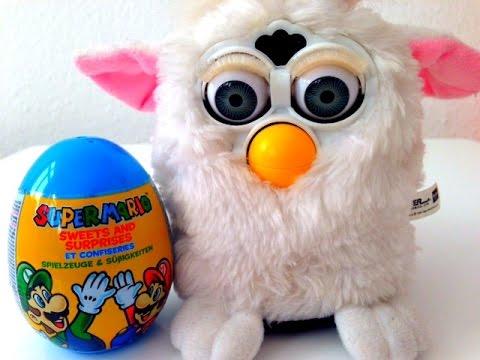 Surprise Egg Super Mario سوبر ماريو العاب