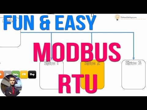 Fun and Easy Modbus RTU Protocol - RS485
