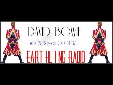 David Bowie - Seven Years In Tibet - WBCN Radio Boston 04.04.97. mp3