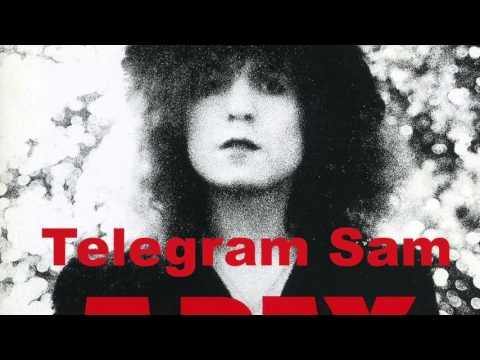 Marc Bolan & T. Rex - Telegram Sam (HD)