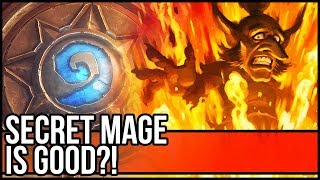 (Hearthstone) Does Explosive Runes make Secret Mage good in Kobolds & Catacombs?
