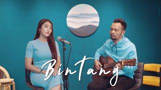 BINTANG - ANIMA ( Ipank Yuniar ft. Haeln Putri Cover & lirik )