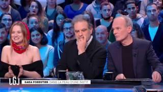 Sara Forestier est instit' - Le Grand Journal du 04/01 – CANAL+