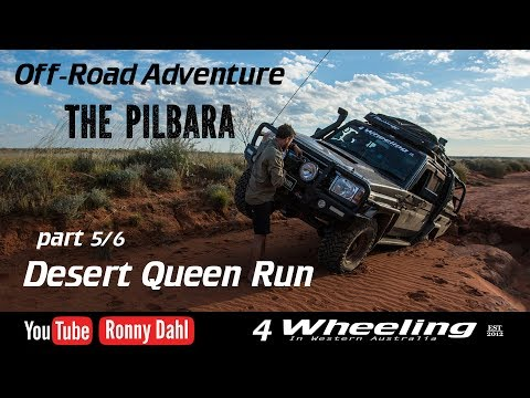 Off-Road Adventure The Pilbara 5/6
