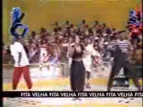 Domingão do Faustão 1990 - TECHNOTRONIC - Pump Up The Jam