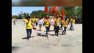 Shree Sai Mitra Mandal Achole Palkhi padayatra 2016