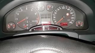 Reparaturleitfaden Audi A6 4B C5 Karosserie Montagearbeiten außen 1997