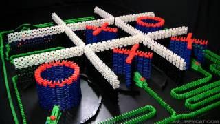 Tic Tac Dominoes - Winning