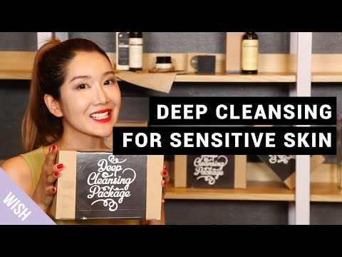 Klairs Deep Cleansing Package : Sensitive & Acne-Prone Skin