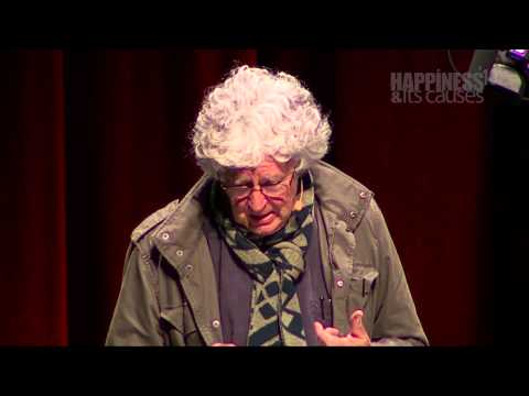 Michael Leunig 'Short notes from the long history of happiness' at Happiness & Its Causes 2013