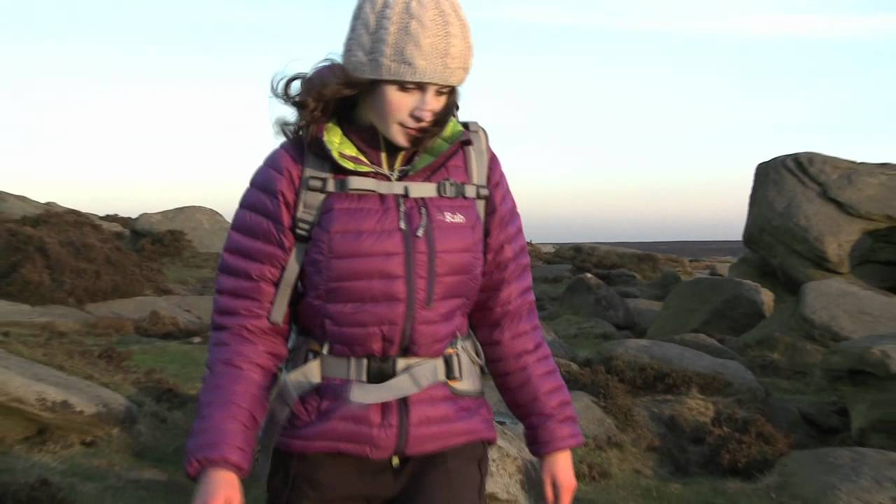 Rab Microlight Alpine Down Jacket Go Outdoors Youtube
