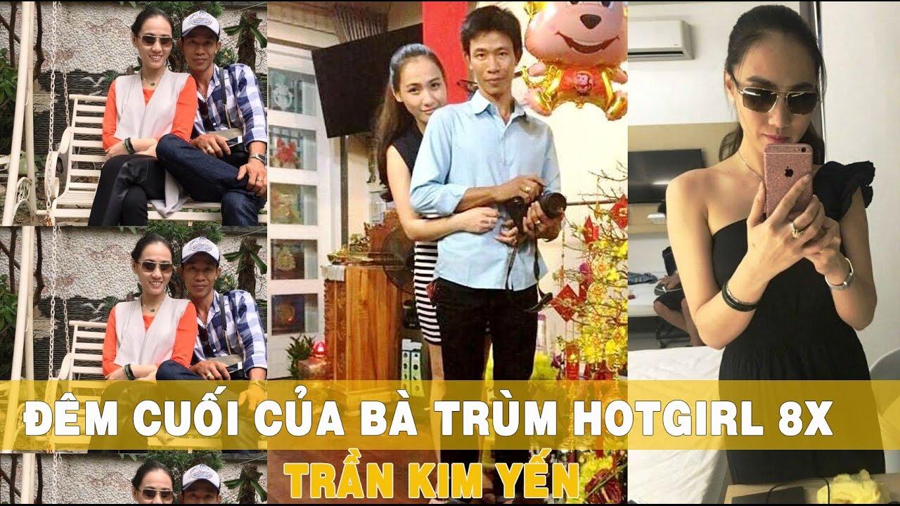 Đêm cuối cùng của bà trùm ma túy hotgirl xinh đẹp Trần Kim Yến