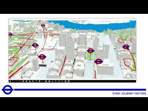 Esri UK Annual Conference 2016 - Transport for London