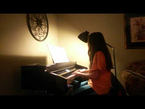 El Shaddai By Leah Scott for Grandma On Suzuki MDG-200 Piano