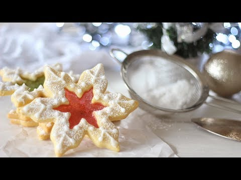 Stained Glass Christmas Cookies | Christmas Recipes | Kin Cookie Collab