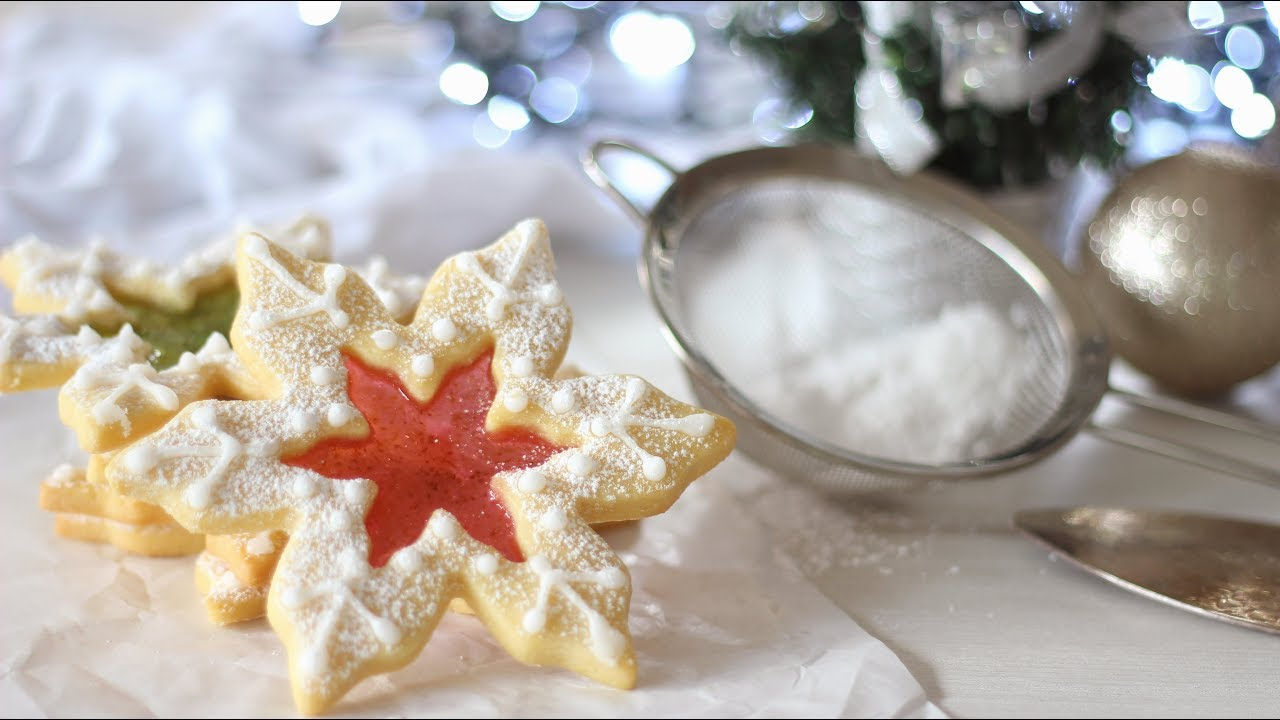 Stained Glass Christmas Cookies Christmas Recipes