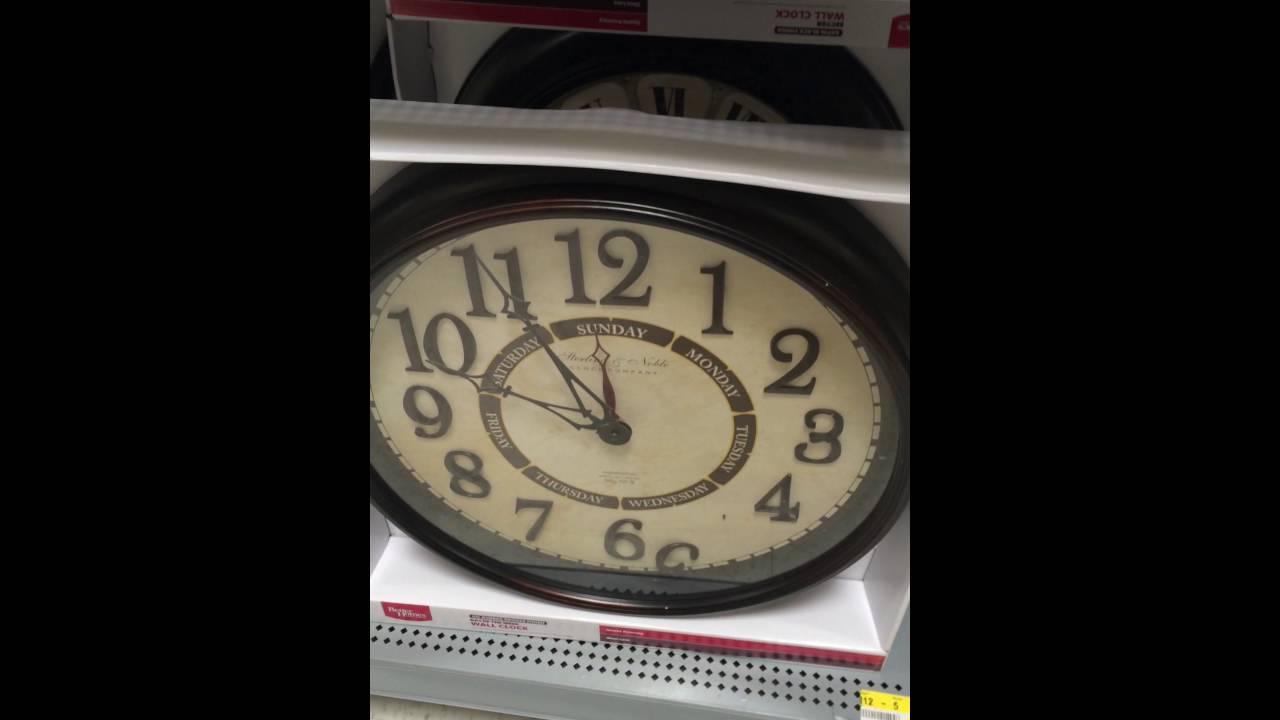 Walmart clocks retake youtube walmart clocks retake amipublicfo Gallery