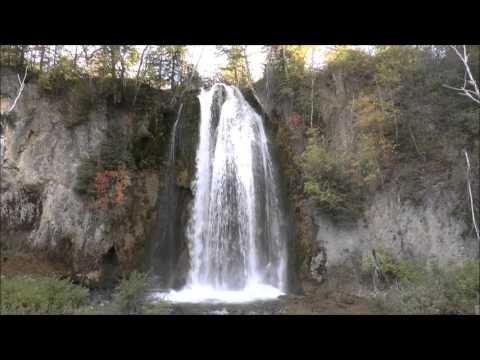 Spearfish Falls, Savoy, Spearfish Canyon, SD