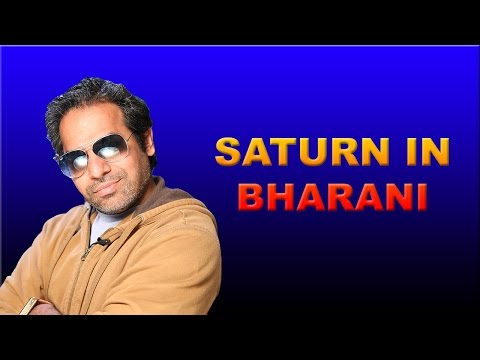 Saturn In Bharani Nakshatra In Vedic Astrology