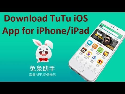 How To Download Tutuapp for iOS, iPad, iPhone 11 etc? Tutuapp iOS