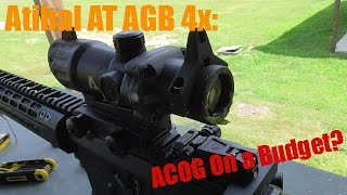 Atibal AT AGB 4x Review: Tough On a Budget
