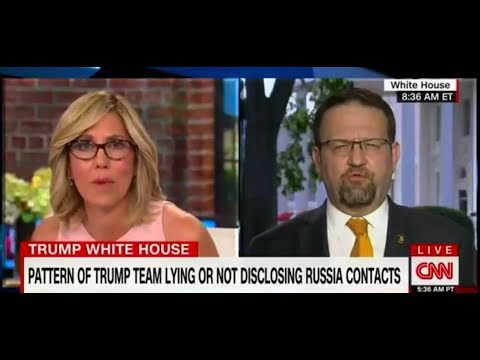 Sebastian Gorka SAVAGES CNN