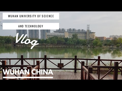 Wuhan University of science and technology (PART 3) China, Wuhan #wuhan #studentlife #studyinchina