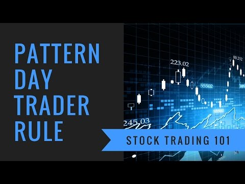 Stock Trading 101: Trading Stocks With A Small Account Size – Avoiding The Pattern Day Trader Rule
