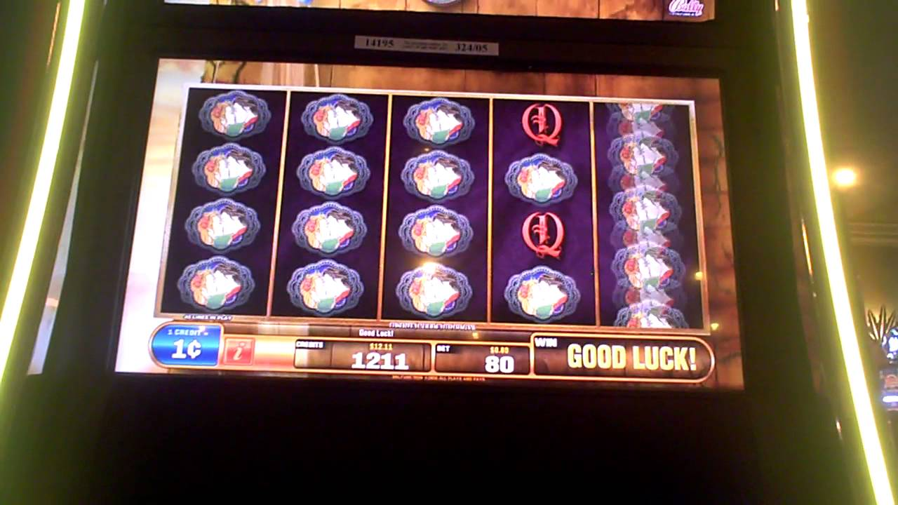 Golden Tower Slot Machine