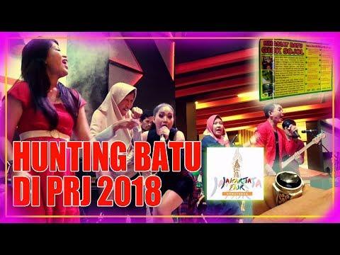 HUNTING BATU AKIK | PEKAN RAYA JAKARTA 2018