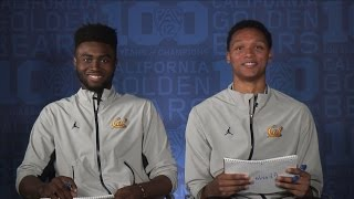 Teammate Challenge: Cal men\'s basketball\'s fab freshmen Jaylen Brown and Ivan Rabb