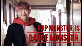 Rap Monster is a Dance Monster #RAPMONSTER