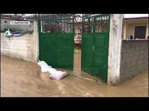 Përmbytet Shqipëria, rreziku më i madh në jug - Top Channel Albania - News - Lajme