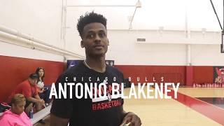 Bulls Player Camp Day One: Antonio Blakeney