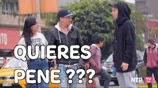 QUIERES PENE ??? | BROMA PESADA - NoTePiquesTV